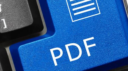 Pdf-documenten op je website: hoe kom je er vanaf?