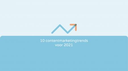 10 contentmarketingtrends voor 2021